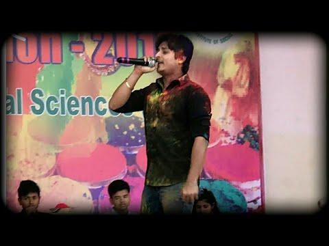 Babushan singing live, tu dhire dhire chal re samaya