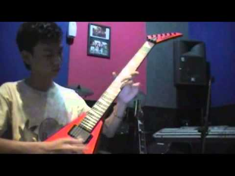 Gangnam Style (Rock Version) by Dede Aldrian.mpg