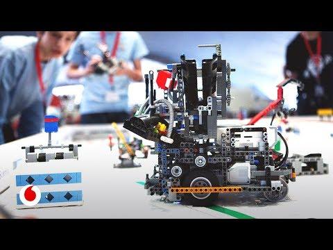 FIRST Lego League: ingenio infantil ante los grandes desafíos del planeta