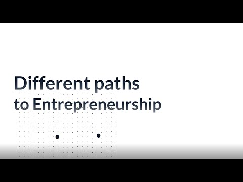 Insights@AugustOne: Different paths to Entrepreneurship