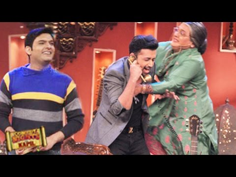 Atif Aslam on Comedy Nights With Kapil 6th December 2014 FULL EPISODE