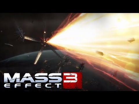 Mass Effect 3 Fan extended cut with no StarChild, no relays exploding and epic mass effect music