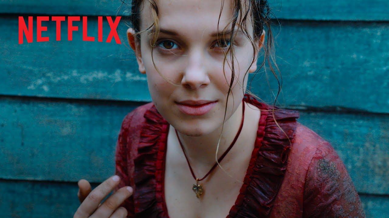 Enola Holmes | Acción y escenas de riesgo | Netflix