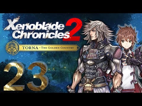 Lets Play Xenoblade Chronicles 2: Torna - The Golden Country (Blind, German) - 23 - Sidequests 02