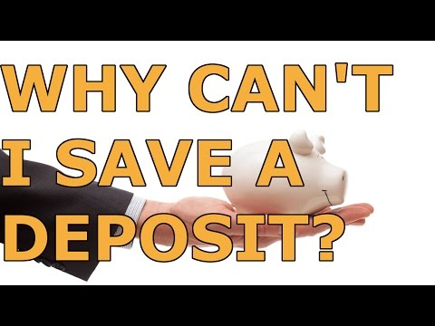 Why Can't I Save A House Deposit? (Ep242)