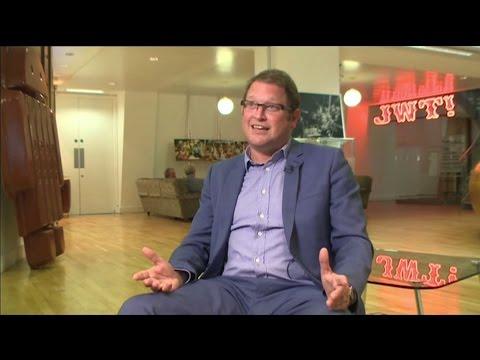 James Whitehead - J. Walter Thompson London - 60 years of TV ads - BBC