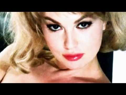 French Movie Icon - Mylene Demongeot - The Blonde Cute Girl Next Door