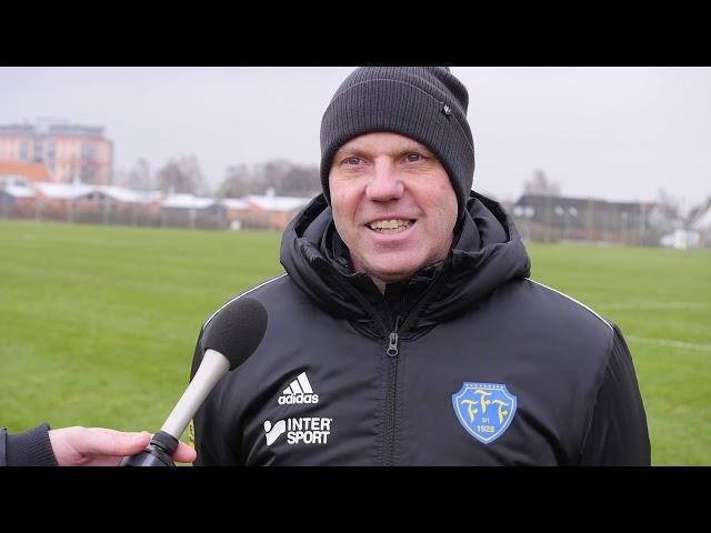 Inför Falkenbergs FF - Mjällby AIF, Allsvenskan 2020