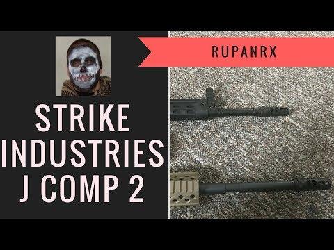 Repeat Strike Industries Oppressor and Jcomp Gen 2 by M2
