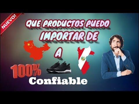 Como Importar Zapatillas De China A Peru 2019 *Importa Facil*