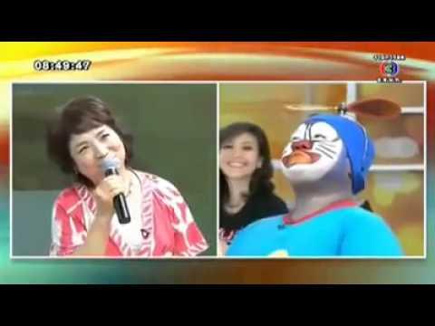 Ngạc nhiên với người phụ nữ hát nhạc phim hoạt hình Doremon