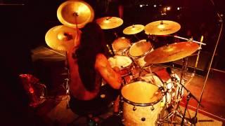 Max Kolesne (Krisiun) - Combustion Inferno  [Drumcam - Feb 2014]
