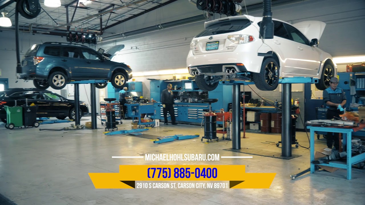 Michael Hohl Subaru >> Hohl Subaru Carson City