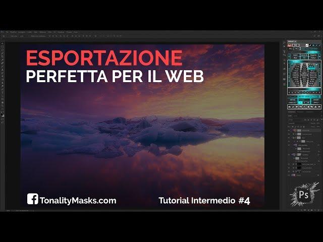 Esportazioni Perfette per il Web - TMPanel