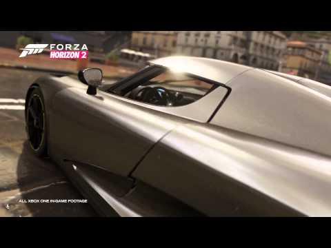 E3 2014: Forza Horizon 2 - Official Gameplay Trailer (EN)