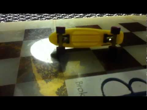 Tech Deck Penny Board Review