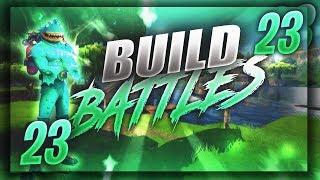 Fortnite Build Fight Compilation #23