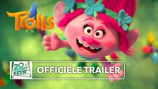 Trolls | Officiële trailer 2 | NL gesproken | Nu in de bioscoop