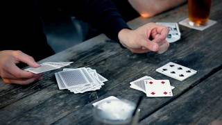 The EASIEST Card Trick Ever - You Can't Screw Up!