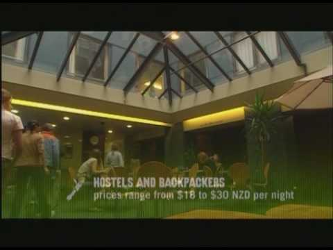 New Zealand Accommodation - Backpackers
