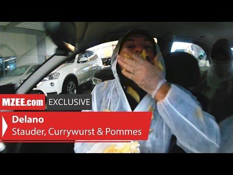 Delano – Stauder, Currywurst & Pommes (MZEE.com Exclusive Video)