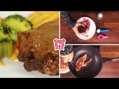 resepi-lamb-chop-mudah-|-seminit-resepi