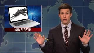 SNL Weekend Update 07/10/2017