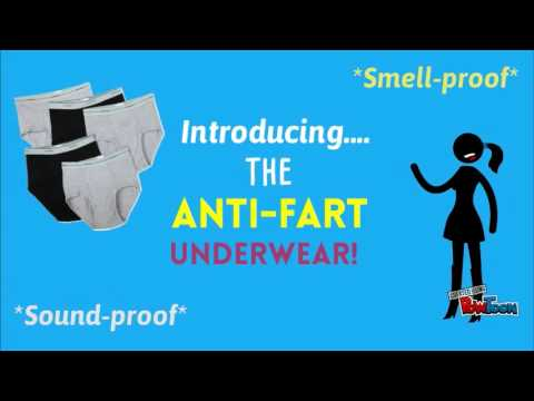 Fart proof boxers