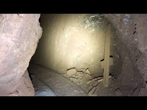 Thompson Mine Explore - The Dungeon