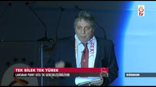 GSTV| Tek Bilek, Tek Yürek Lansman