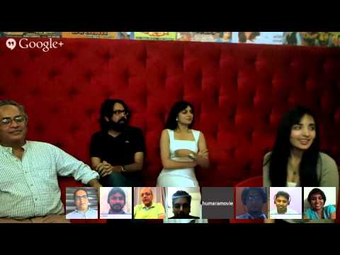 Hangout with the cast & crew of Miss Lovely- official entry at Cannes, Un Certain Regard, 2013