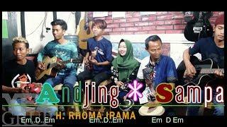 Gambar cover AND*JING dan SAMPAH - H. Rhoma Irama (YEZGrup Cover)