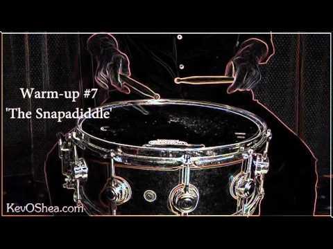 Hybrid Drum Rudiments -