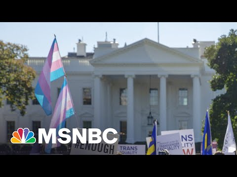 Biden Administration Reverses Trump Policy That Limited Transgender Health Care Protections | MSNBC