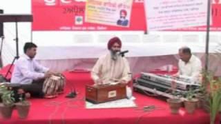 PUNJABI GHAZAL -Dr.JAGTAR -SUNG BY-HARPREET SINGH MOGA -  LIVE AT N B T PUSTAK MELA JALANDHAR