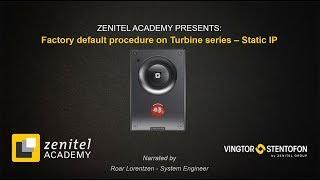 Vingtor-Stentofon Turbine Fact…