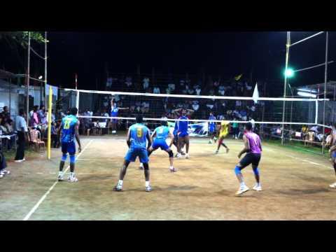 Volleyball Kerala Kozhencherry  By Fazal Vallana