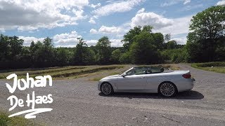 New 2017 BMW 4 Series 420i Convertible / Walkaround / Exterior / Interior