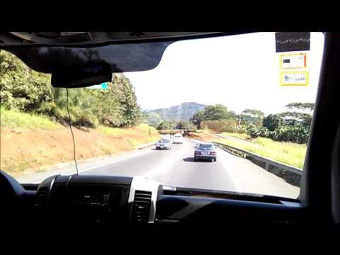 Driving Around Costa Rica 26DEC2016