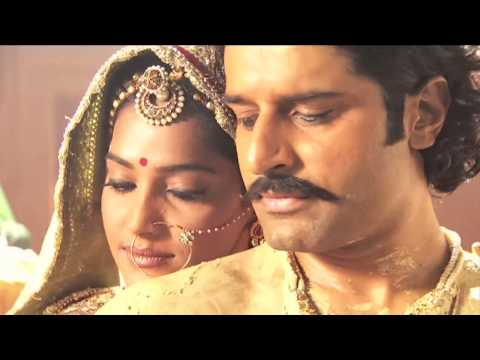 Hot Romantic Scene in Maharana Pratap