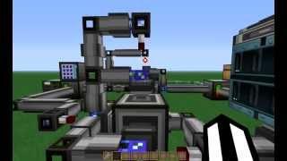 Applied Energistics - Managing Machine Inventories