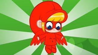 Superhero Mila - My Magic Pet Morphle | Cartoons For Kids | Morphle TV | Kids Videos