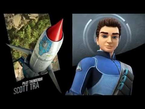 Thunderbirds are go intro theme.HD.