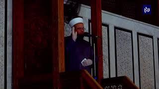 بعد انقطاع طويل   الأردنيون يؤدون صلاة الجمعة في المساجد 5/6/2020