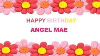 AngelMae   Birthday Postcards & Postales7 - Happy Birthday