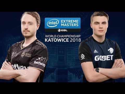 CS:GO - NiP vs. North [Train] Map 1 - LB Final Group B - IEM Katowice 2018