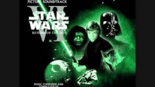 Star Wars Return of the Jedi soundtrack Leia