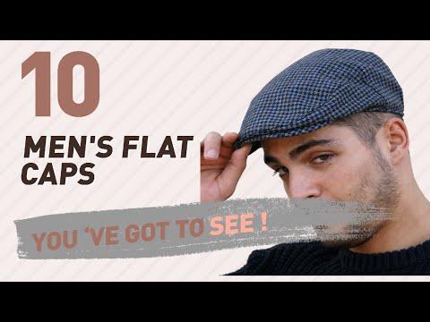 Top 10 Men'S Flat Caps // UK New & Popular 2017