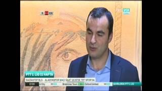 Gaziantep Büyükşehir Belediyespor Başkanı Osman Toprak