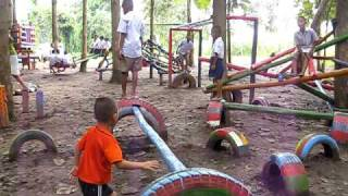 The Best Playground In Mae Sot